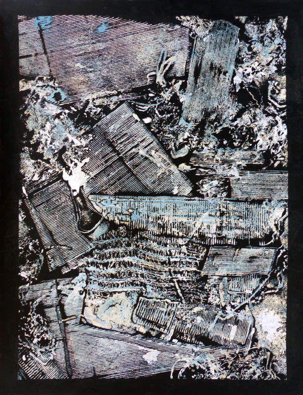230. Le squelette et la chair d'une peinture
