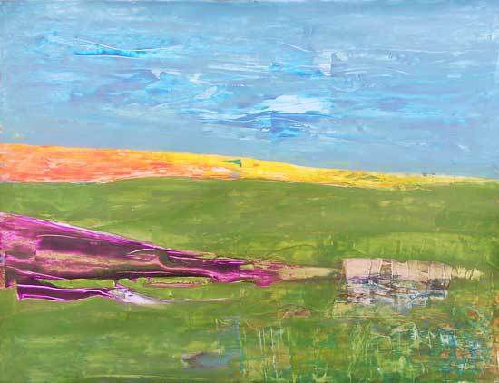 Peinture de Martine Durand