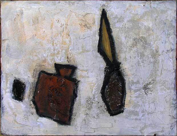 Peinture de Sylvie Sciancalepore
