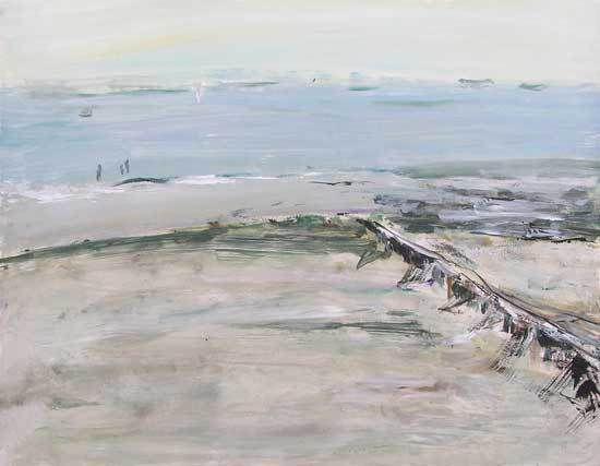 Peinture de Martine Poirier