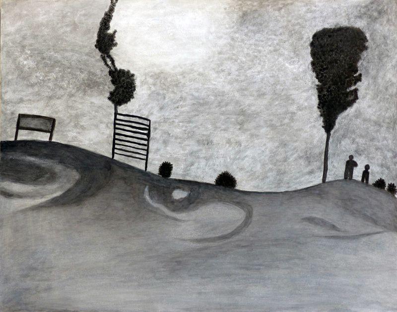 Peinture de Nicole Nso