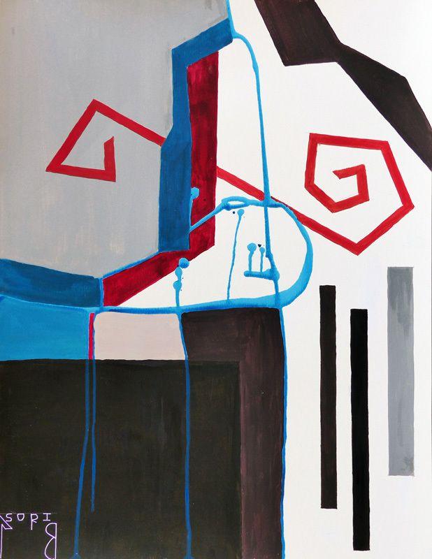 Composition de Michèle Gallissot