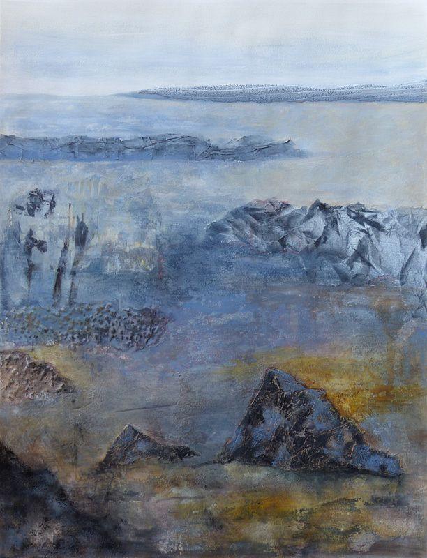 Peinture de Marie-Christine Schmitt
