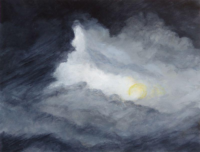 Peinture de Danièle Mengual