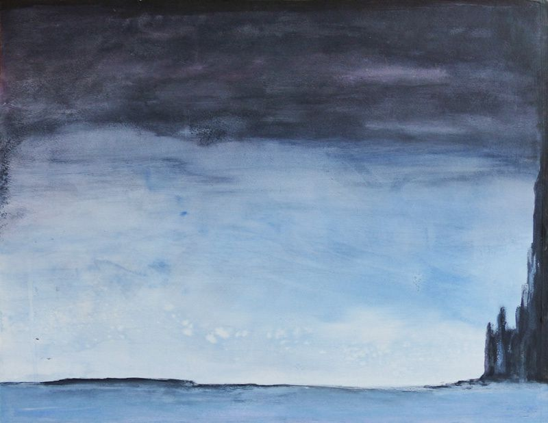 Peinture de Claude Chapon