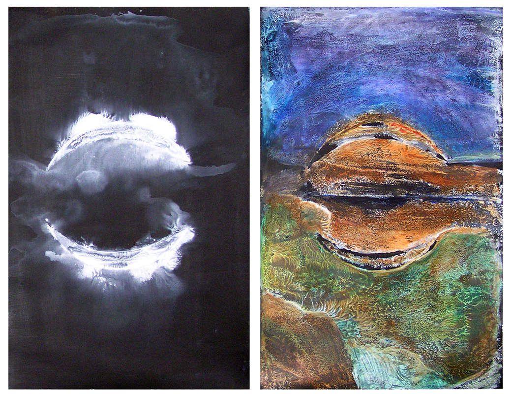 Peintures de Dominique Mastny