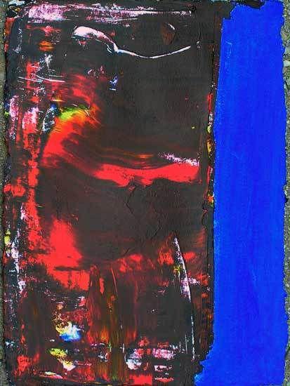 Stage Peindre en liberté avec Yves Desvaux Veeska - Composition de Christophe Assémat