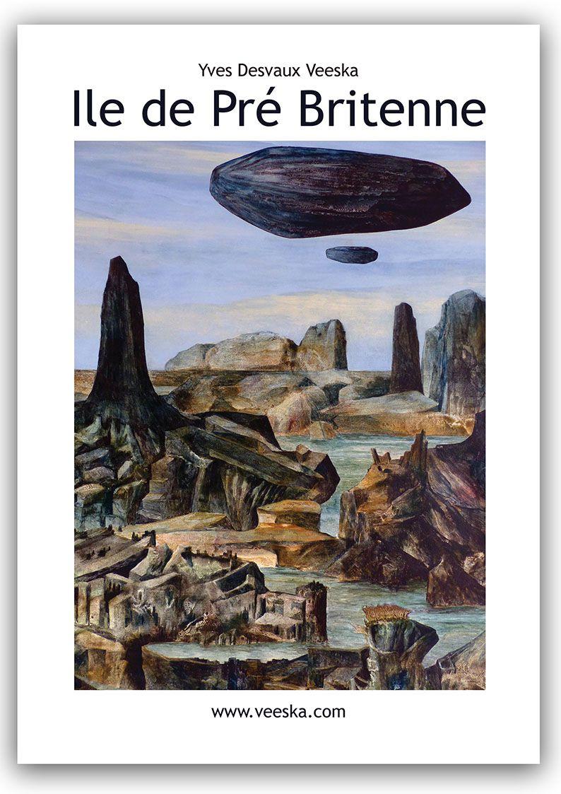 Ile de Pré Britenne - Le catalogue - Peinture d'Yves Desvaux Veeska