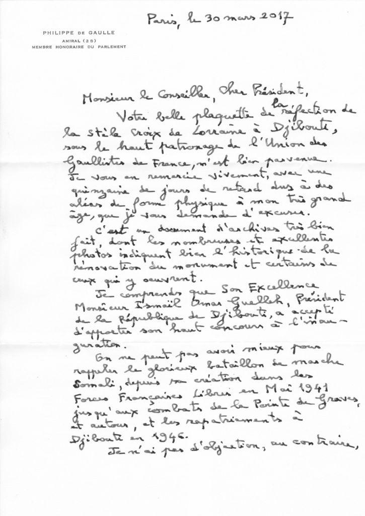 ARCHIVES: Amiral Philippe de Gaulle et Sa Majesté Norodom Sihanouk