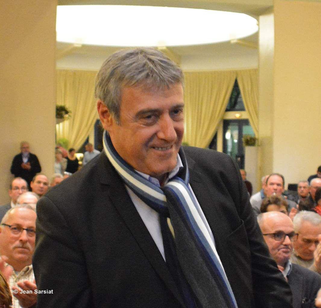 Troisième vice-président : Claude Serres-Cousiné, maire de Salies