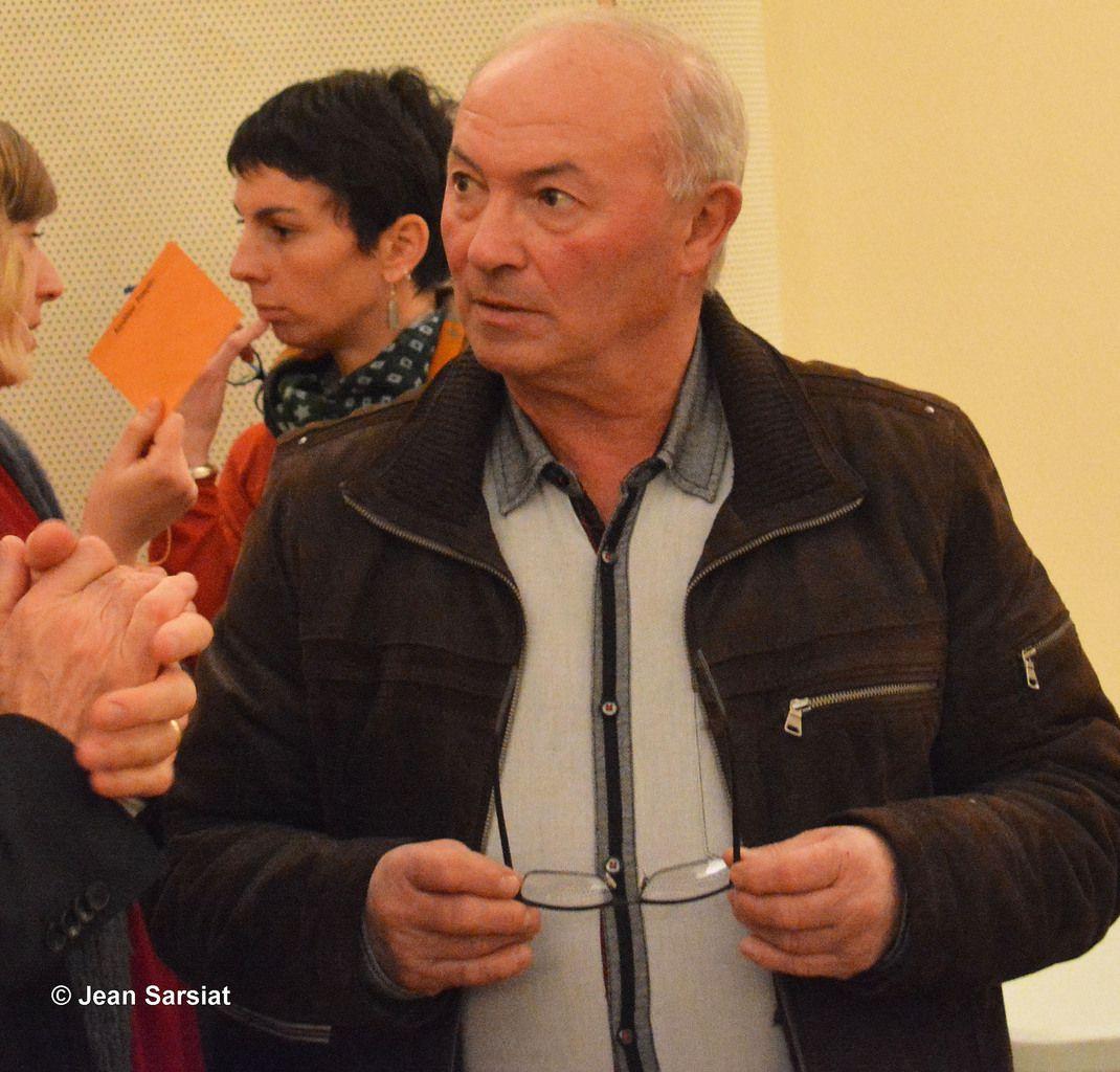 Sixième vice-président : Daniel Arribère, maire de Lay-Lamidou