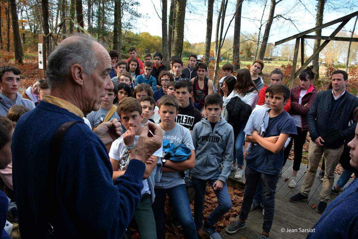 CAMP DE GURS : UN CONCERT DE PRINTEMPS 41 RECREE POUR LES COLLEGIENS DE NAVARRENX