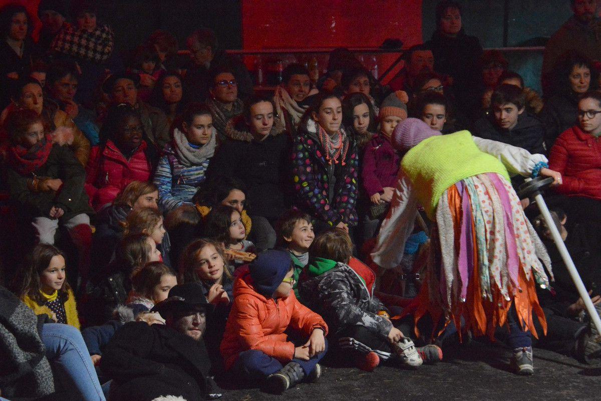 MASCARADE SOULETINE : AVEC LA JOYEUSE BANDE DE MUSCULDY