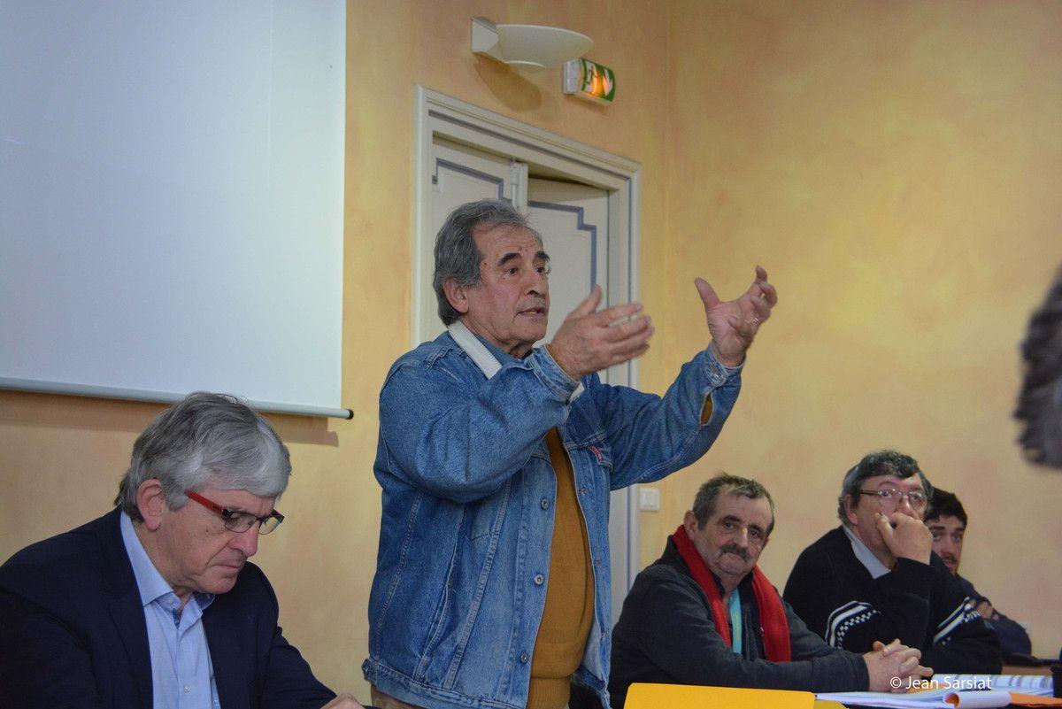 GAVE d'OLORON : LE DOSSIER SAUMON PRIS A BRAS-LE-CORPS