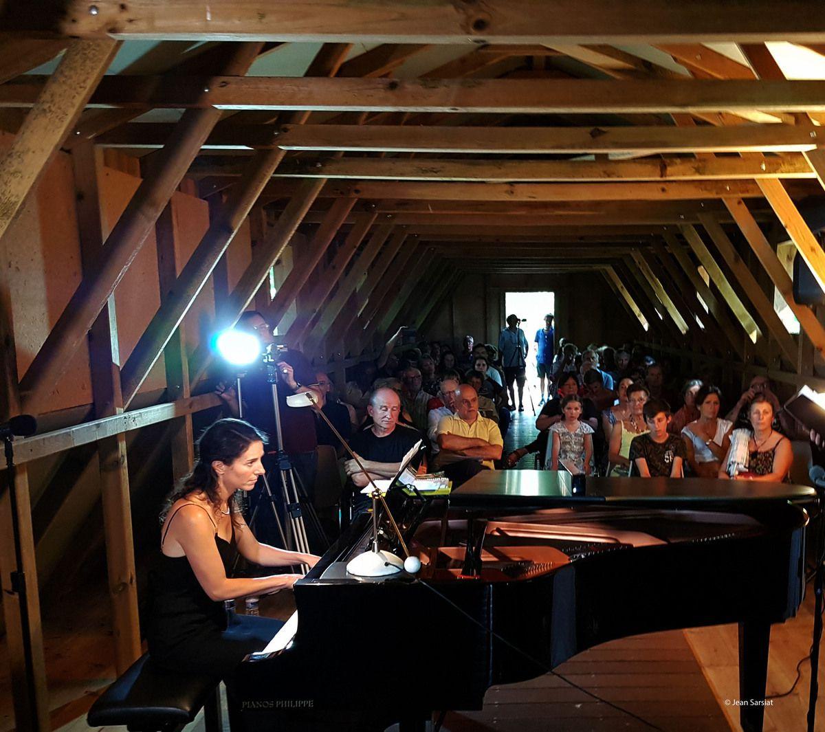 CONCERT : LES ECHAPPEES MUSICALES DU CAMP DE GURS