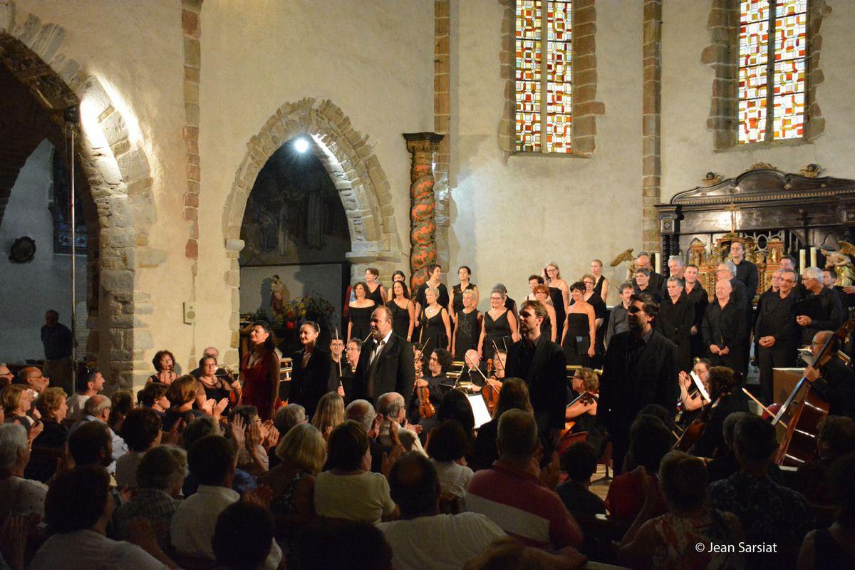 FESTIVAL des PIERRES LYRIQUES :  UN MAGISTRAL FINAL AVEC VIVALDI ET BACH