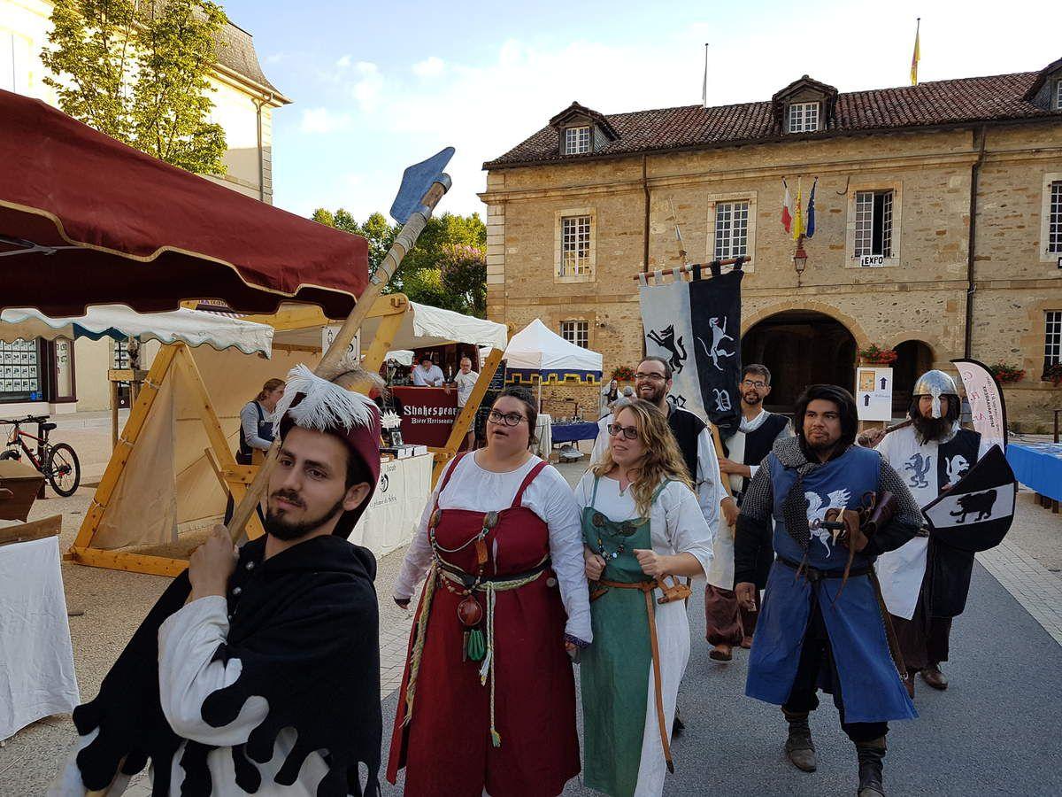 NAVARRENX : Les médiévales conquérantes