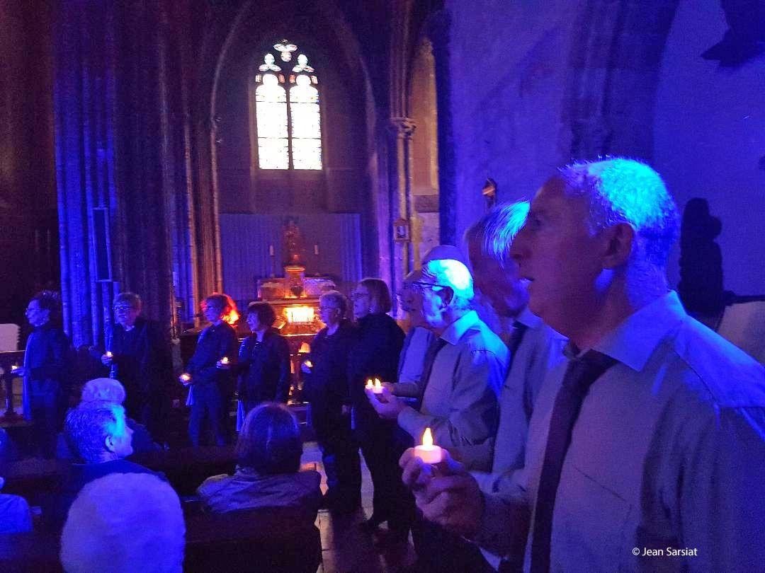 ORTHEZ : Noël divinement chanté par Cante Béarn