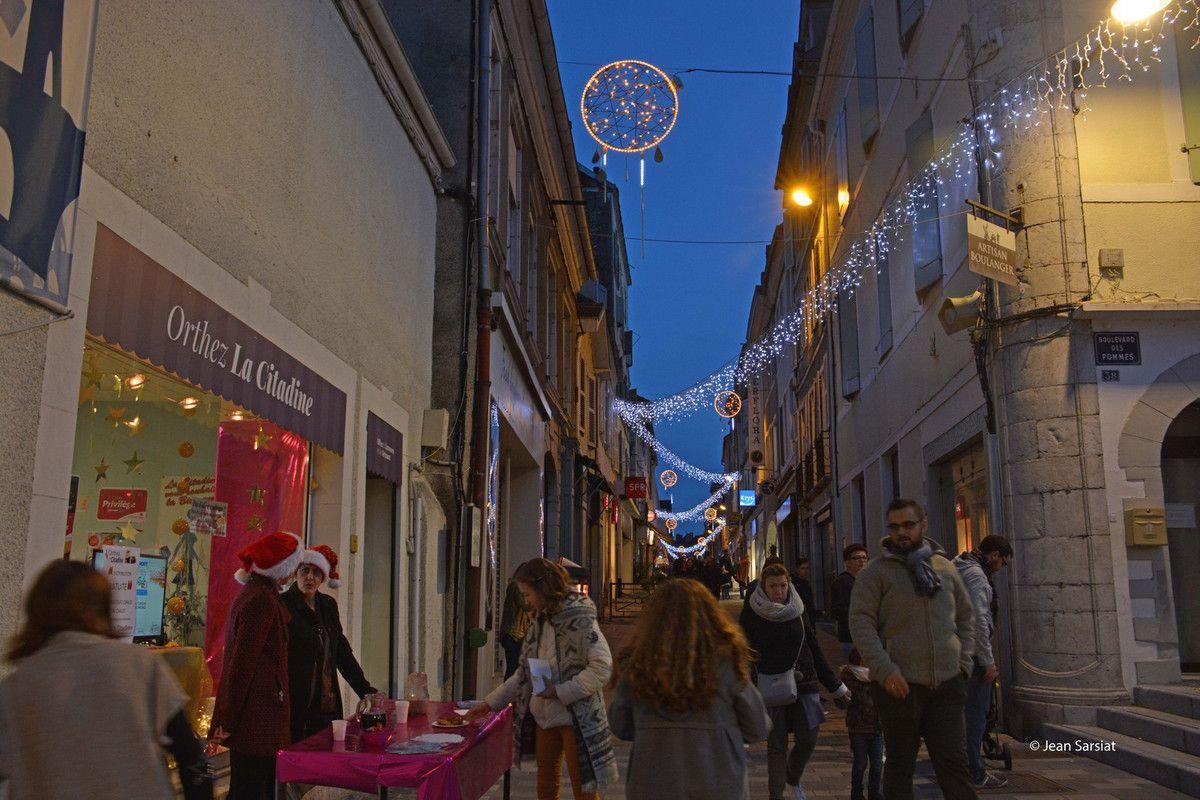 ORTHEZ : Le dimanche qui précède Noël
