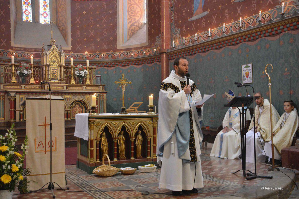 L'abbé Ludovic de Lander, curé de Navarrenx ... et de Sauveterre