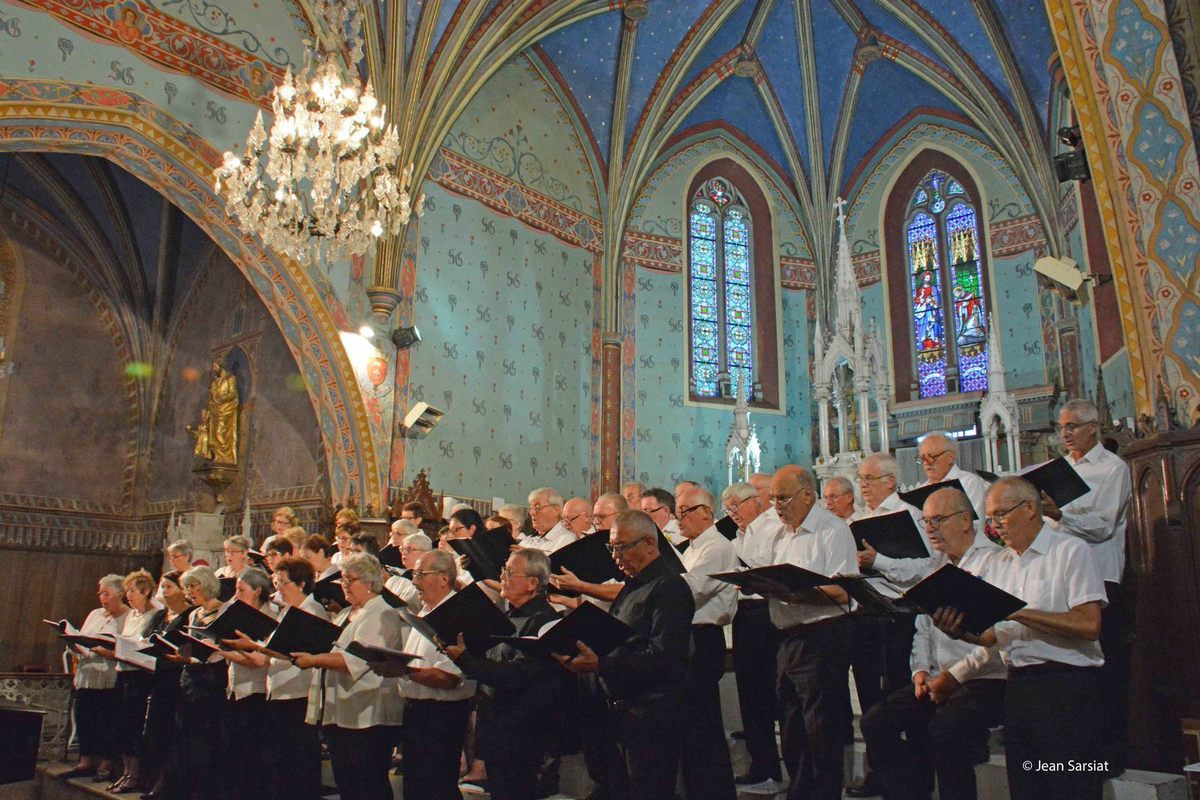 NAVARRENX : MAGISTRAL CONCERT EN L'EGLISE St GERMAIN