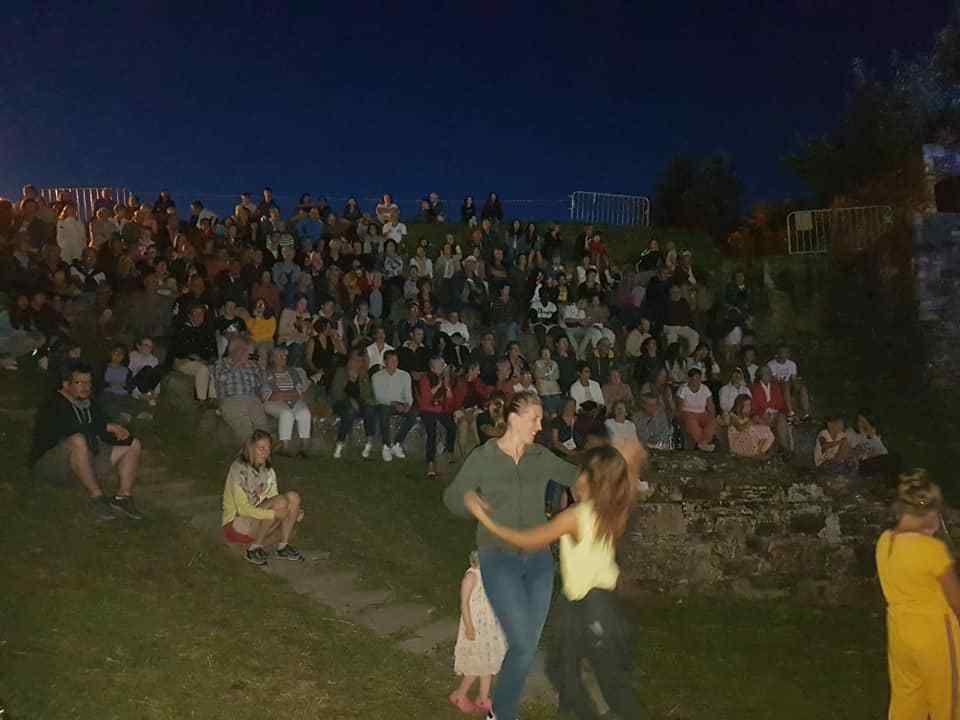 MARDI/MUSICAUX/NAVARRENX : La magie d'un Théâtre des Echos sous le charme du flamenco !