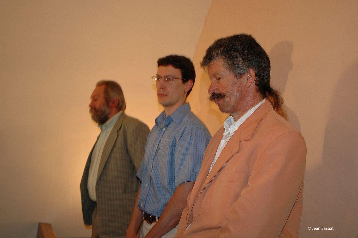 JASSES : L'inauguration de la première tranche  en 2005 !
