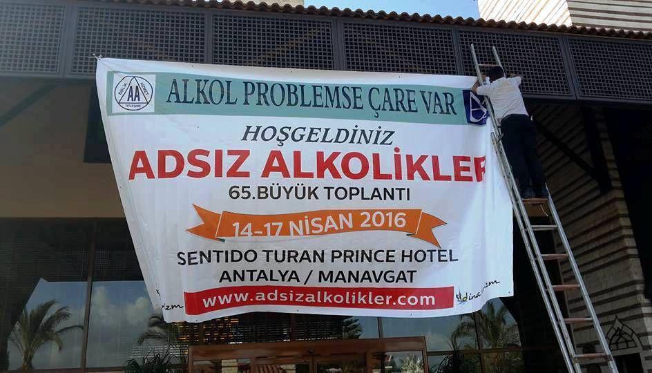 65. TÜRKİYE BÜYÜK TOPLANTI (14-17 avril 2016), à Antalya