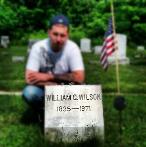 Tombe de Bill W.