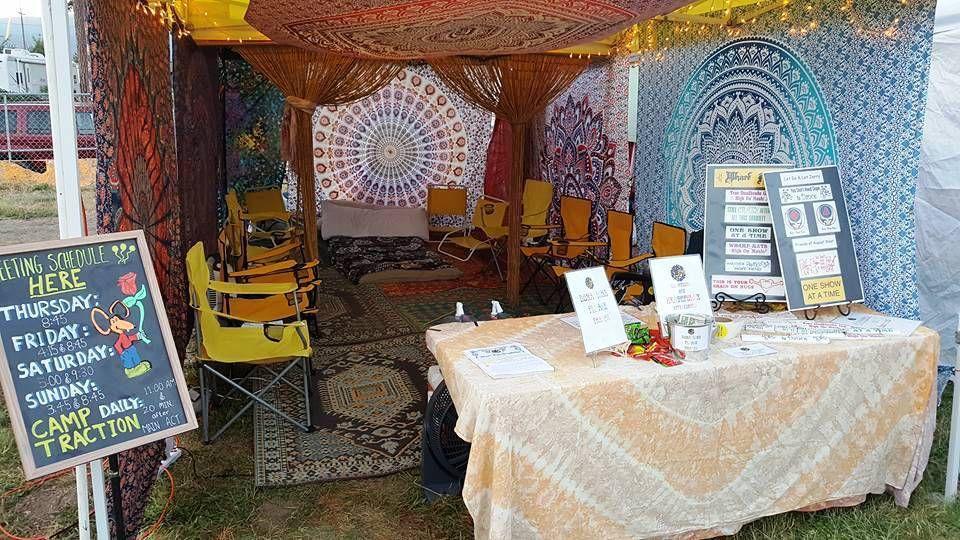 WHARFRATS & CAMP TRACTION au HIGH SIERRA MUSIC FESTIVAL