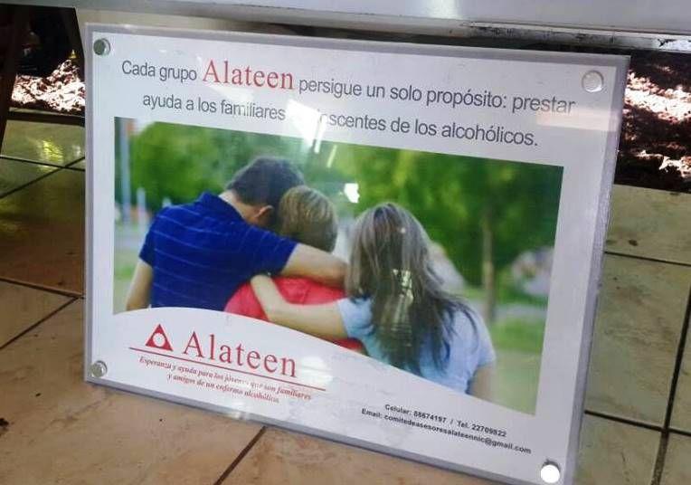 NICARAGUA AL-ANON ALATEEN