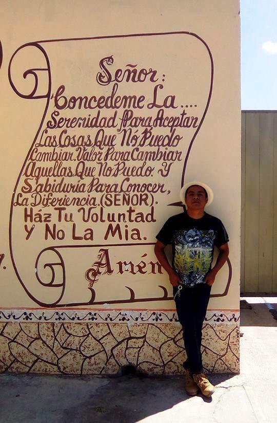 Mexique (Prière de la Sérénité)