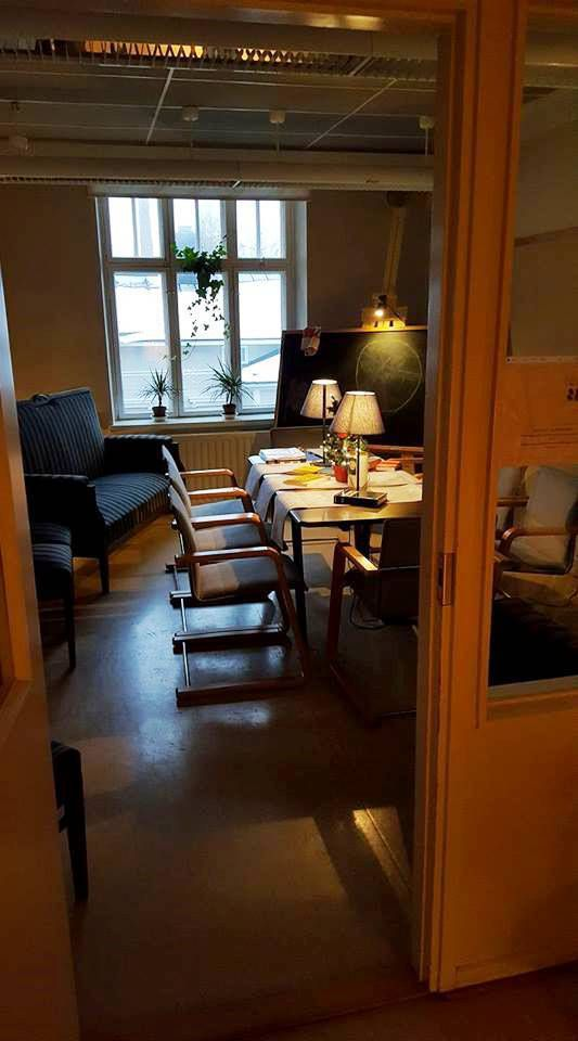 FINLANDE, Tampere : Alcoholics Anonymous  (LGBTQA)