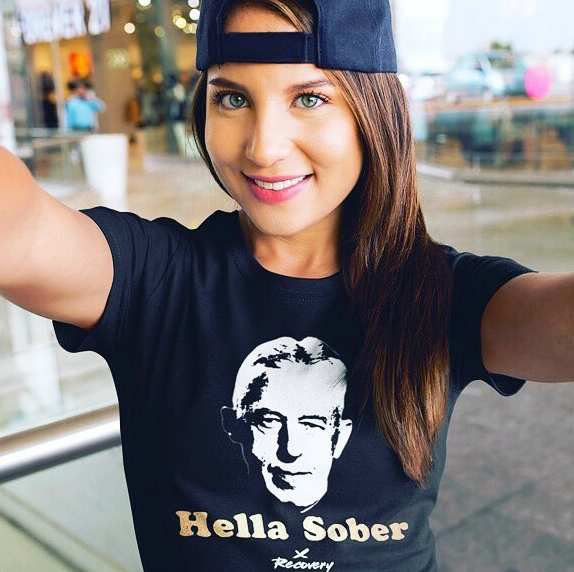 Hella Sober !