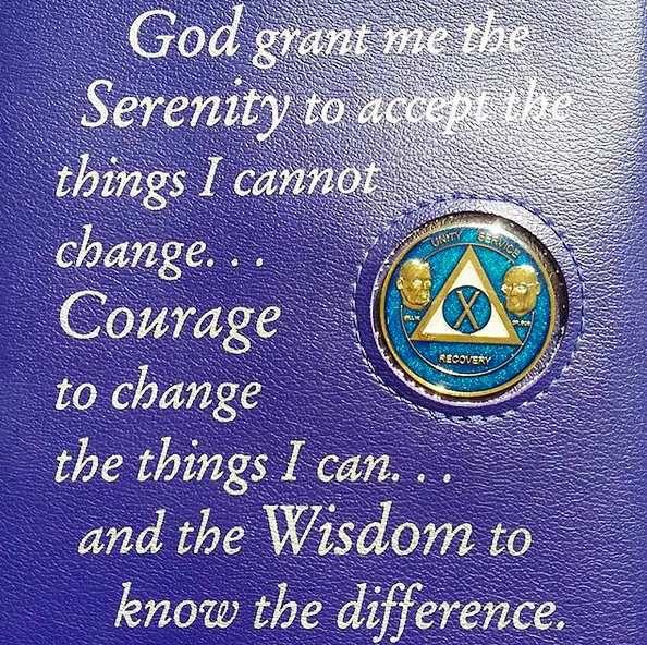 Prière de la sérénité