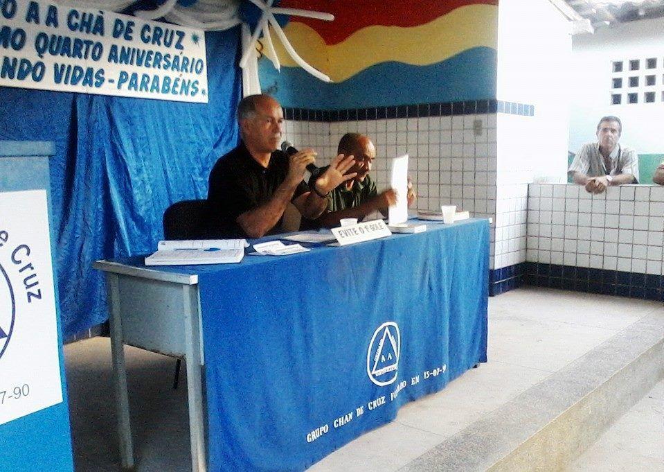 BRESIL Alcoólicos Anónimos