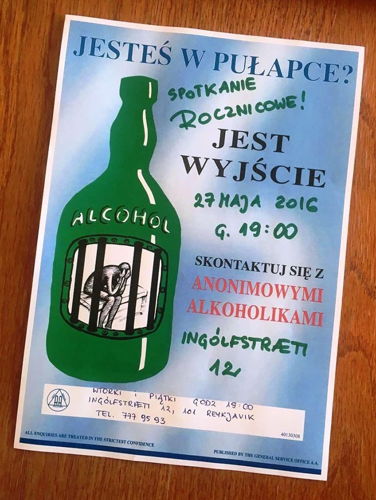POLOGNE Anonimowi Alkoholicy®