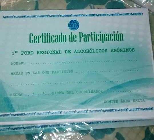 ARGENTINE Alcohólicos Anónimos®