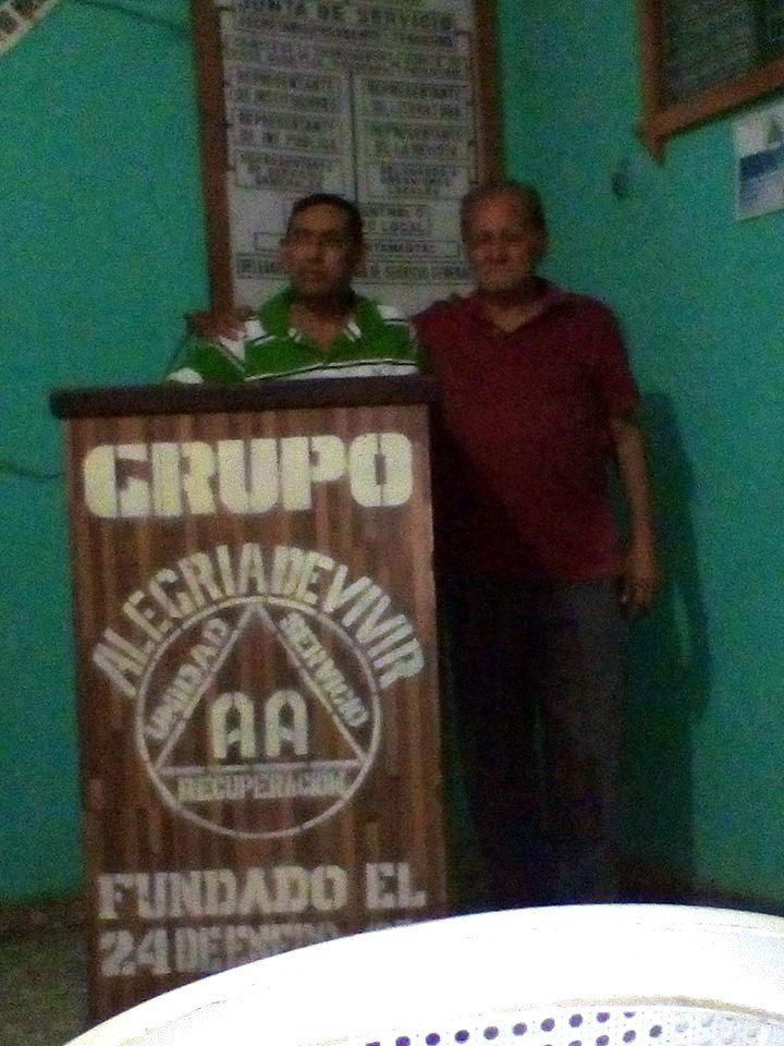 EL SALVADOR Alcoholicos Anonimos®
