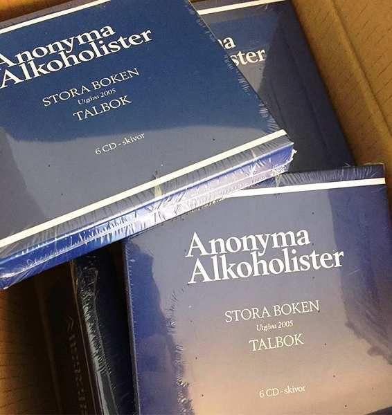Big Book suédois (CD)