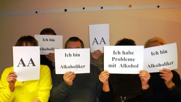 ALLEMAGNE Anonyme Alkoholiker®