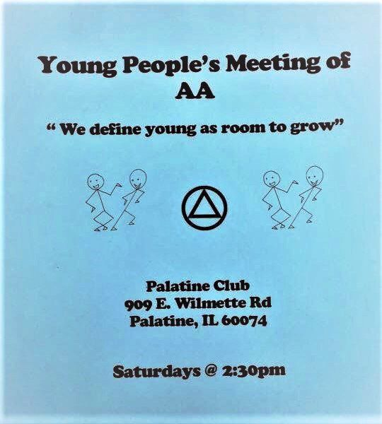 Young People in Alcoholics Anonymous
