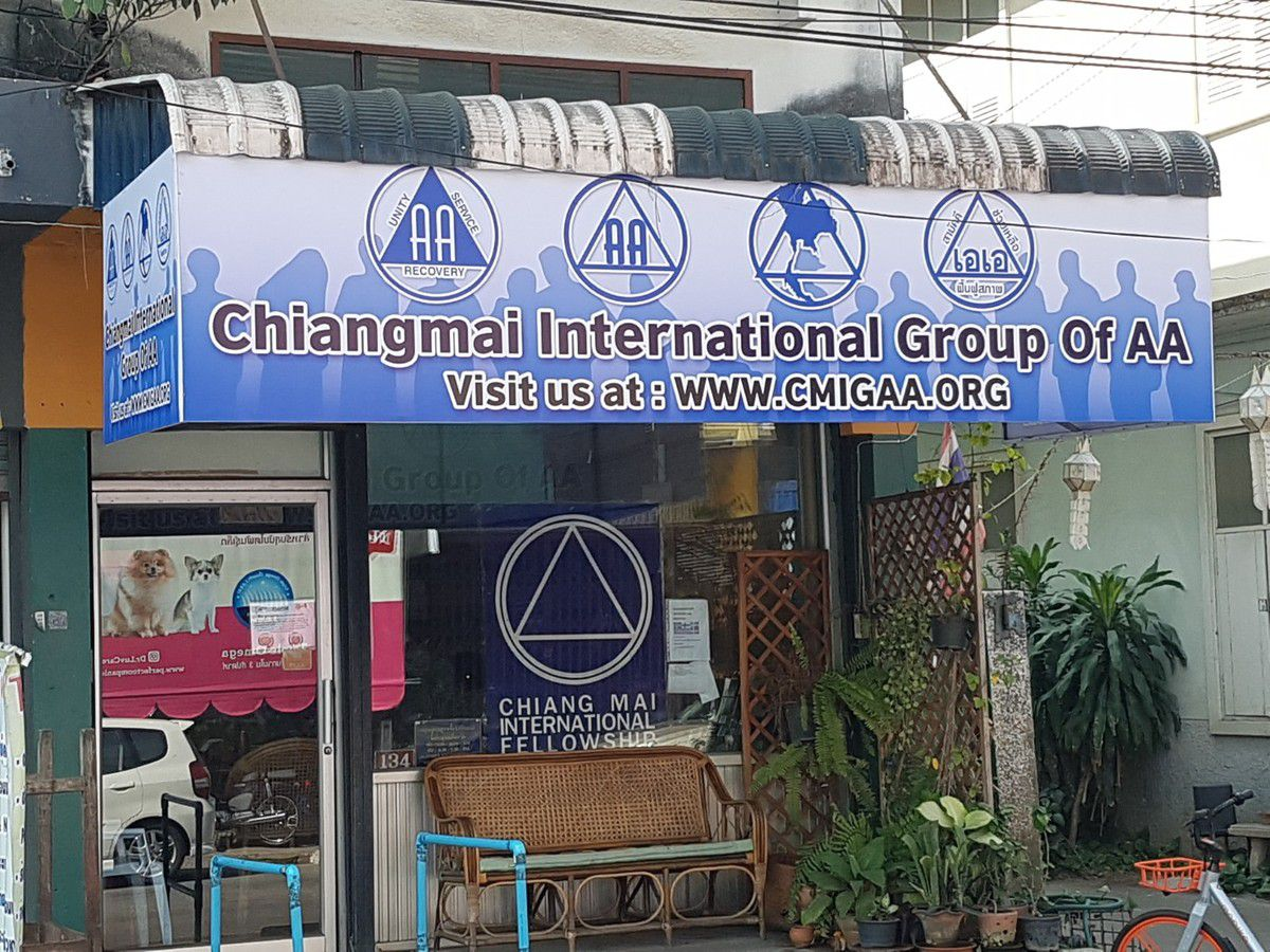 THAILANDE : Chiang Mai International Group of AA