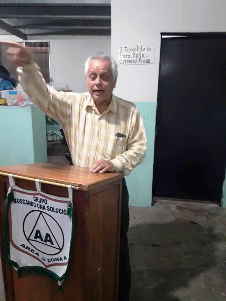 PANAMA Alcohólicos Anónimos®