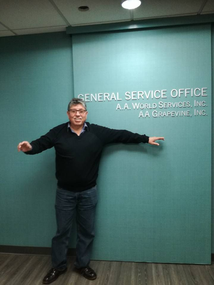 General Service Office AA New York