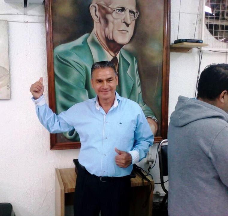 Mexique (Devant le portrait du Dr Bob)