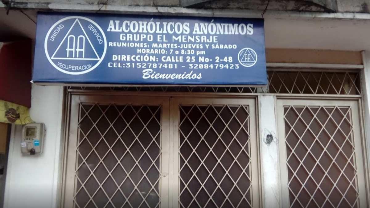 COLOMBIE Alcohólicos Anónimos®