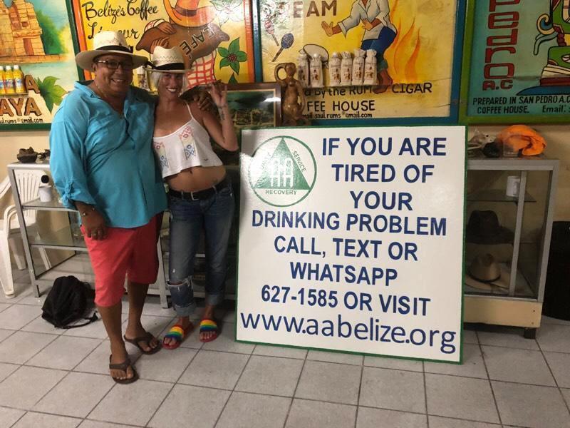 BELIZE  Alcoholics Anonymous®