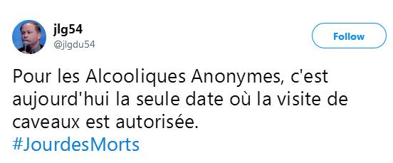 #JourdesMorts