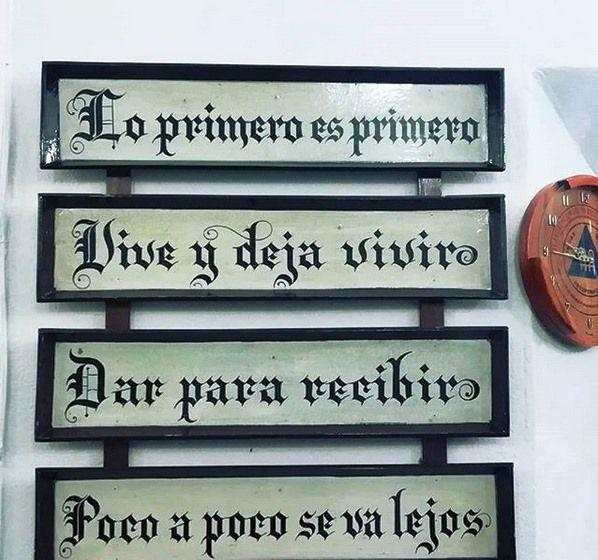 Slogans (espagnol)